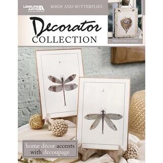 Leisure Arts-Birds & Butterflies Decorator Collection