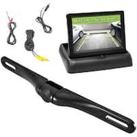 PYLE PRO PLCM4500 Rearview Backup Swivel Camera & Pop-up Monitor System