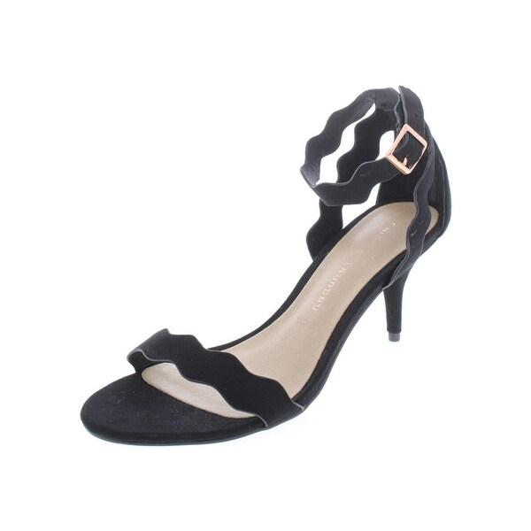 Chinese Laundry Womens Rosie Dress Sandals Microsuede Heels