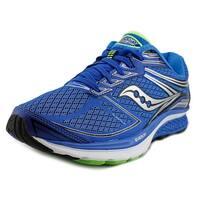 Saucony Guide 9 Men Blu/Slm/Blk Running Shoes