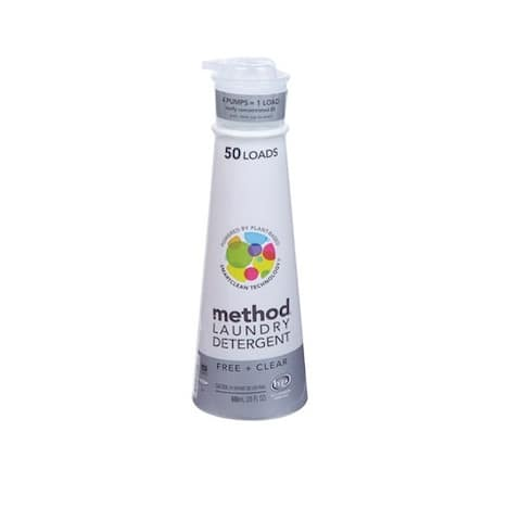 Method 01126 Laundry Detergent, 20 Oz