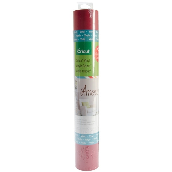 "Cricut Vinyl 12""X48"" Roll-Berry"