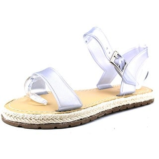 Qupid Bass-01 Open Toe Synthetic Flip Flop Sandal