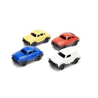 Green Toys MVP1-1165 Mini Vehicle, 4-Pack