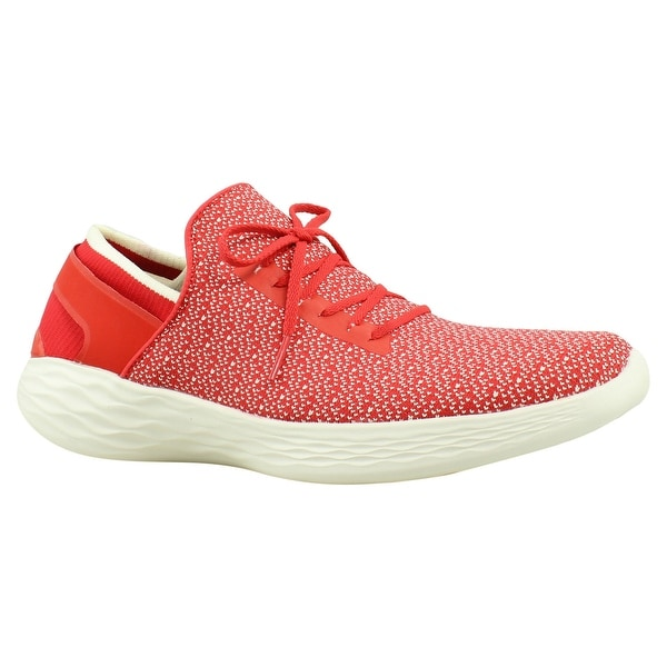 d9c09570626c8 Shop Skechers Womens 14950 Red Walking Shoes Size 12 - Free Shipping ...