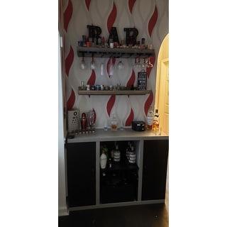 Furniture of America Xole Rustic 47-inch 2-cabinet Buffet Sideboard