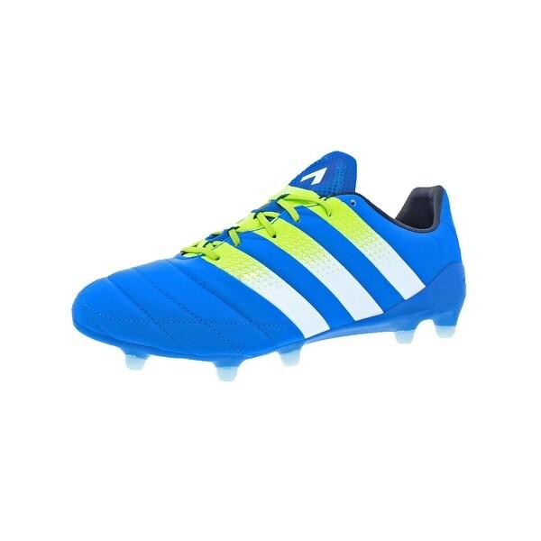 cc7d5074b Adidas Mens Ace 16.1 FG AG Soccer Shoes Soccer Performance - 8.5 medium (d