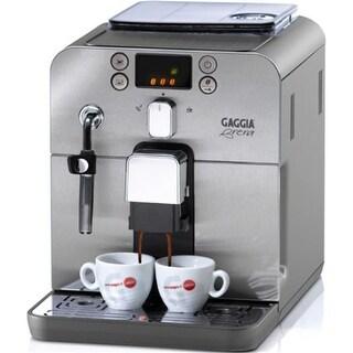 Gaggia 59100 Brera Automatic Espresso Machine - Silver
