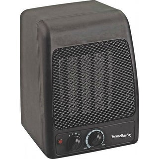 Homebasix PTC-700 Electric Ceramic Heater, 750/1500 Watts