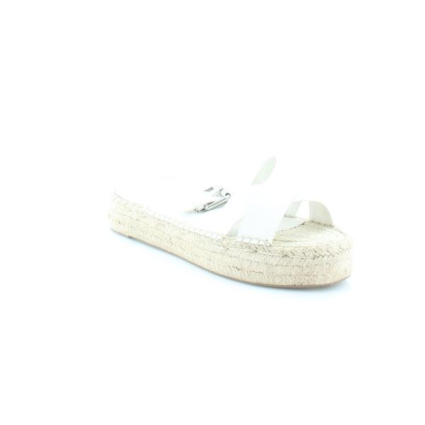 Marc Fisher Venita Women's Sandals & Flip Flops Ivory