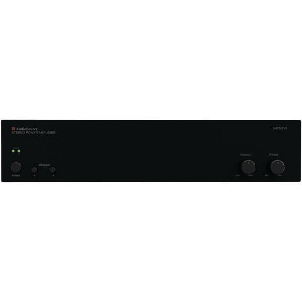 Audiosource Amp102Vs Amp102Vs 2-Channel Analog Power Amp (55 Watts Per Channel)