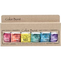 Ken Oliver Color Burst Powder 6/Pkg-Brights