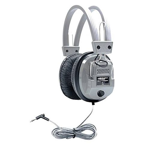 Hamilton Buhl SC-7V SchoolMate Deluxe Stereo Headphones