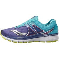Saucony Womens triumph iso 3 Low Top Lace Up Running Sneaker - 6