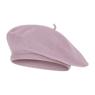 TopHeadwear Wool Blend French Bohemian Beret (More options available)