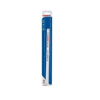 "Lenox 23930T024HE Hacksaw Blades, 10"" x 1/2"" x .023"" x 24"", 2/Pack"