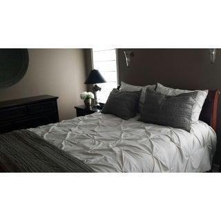BYB Jet Stream Pin Tuck Comforter Set