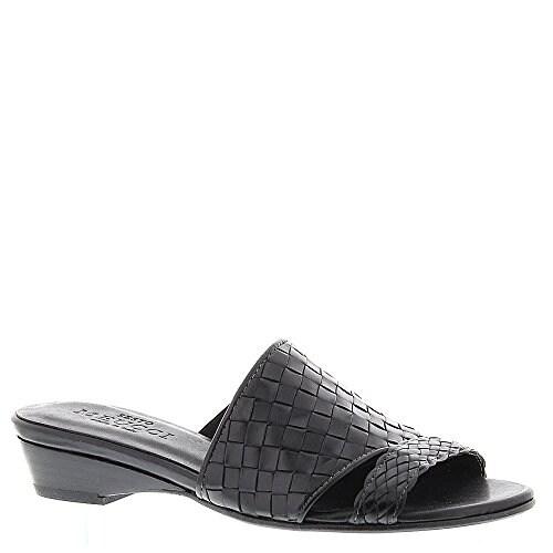 Sesto Meucci Gemini Women's Sandal, Black, Size 5.0