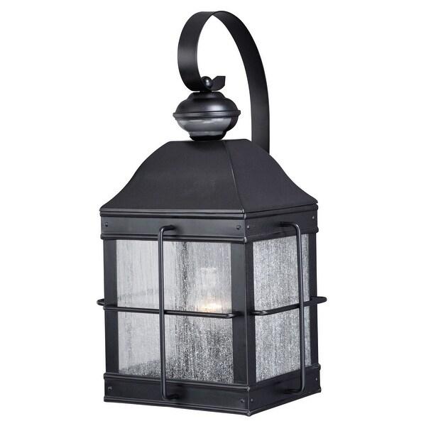 Shop Vaxcel Lighting T0194 Revere 19 U0026quot  Tall Single Light