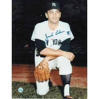 Jack Aker New York Yankees Autographed 8x10 Photo