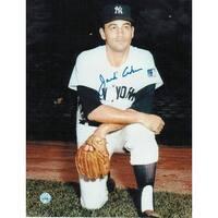 Jack Aker New York Yankees Autographed 8x10 Photo