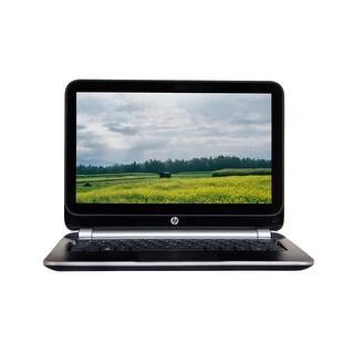 "HP 215 G1 AMD A6-1450 1.0GHz 8GB RAM 500GB HDD Win 10 Pro 11.6"" Laptop (Refurbished)"