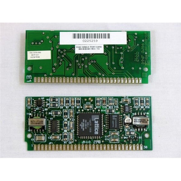 Citel 300-3032-003 EDAC Card Lucent 2-Wire Telephones