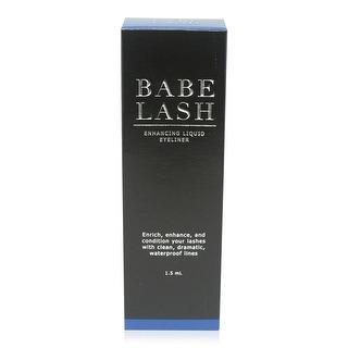 Babe Lash Enhancing Liquid Eyeliner - Jet Black 1.5ml