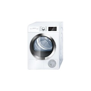 Bosch WTG86402U 24 Inch Wide 4 Cu. Ft. Energy Star Rated Electric Dryer with Ventless Condensation Drying