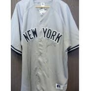 Signed Damon Johnny New York Yankees Replica New York Yankees Jersey size XXL autographed
