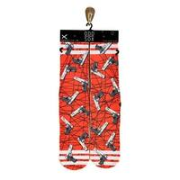 Odd Sox OSSPR1FOUR 45s Socks, 6-12 Unisex