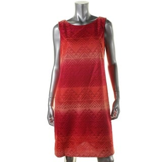 Jessica Howard Womens Lace Ombre Party Dress - 12