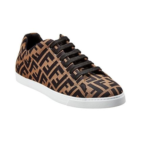 Fendi Knit Sneaker