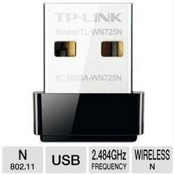 TP-LINK USA CORPORATION 150MBPS WIRELESS N USB ADAPTER