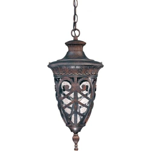 Nuvo Lighting 60/2058 Single Light Down Lighting Outdoor Pendant from the Aston Collection