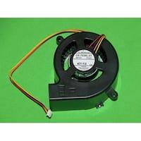 Epson Projector Intake Fan: PowerLite 97, 98, 99W, S17, W17, X17,1222
