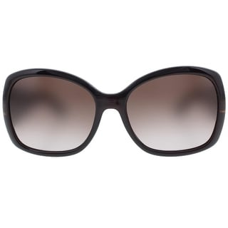 Fendi Womens Gradient Designer Rectangle Sunglasses