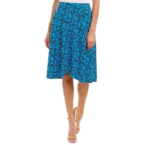 Leota A-Line Skirt