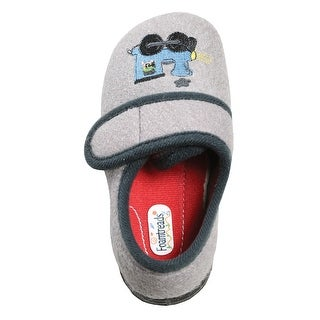 Children's Foamtreads Comfie Kids Slipper - Indoor/Outdoor Slip On Shoes