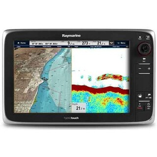 RayMarine c125 Multifunction Display Raymarine C125 Multifunction Display