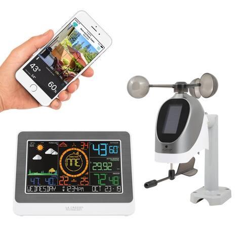 La Crosse Technology C79790-INT WiFi Prof Wireless Weather Station