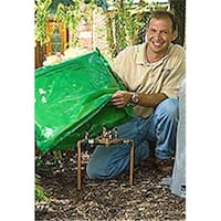 DekoRRa 602-GN - Insulated Pouch - Green Turf - 24 X 24 Inches
