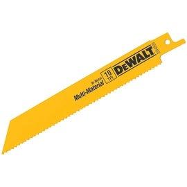 "DeWalt 6"" 10T Recip Blade"