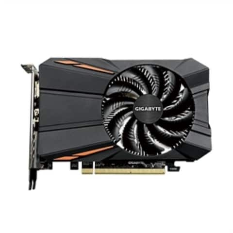Gigabyte Video Card GV-RX550D5-2GD REV2.0 Radeon RX 550 D5 2GB GDDR5 PCI Express DDVID/HDMI/DisplayPort Retail
