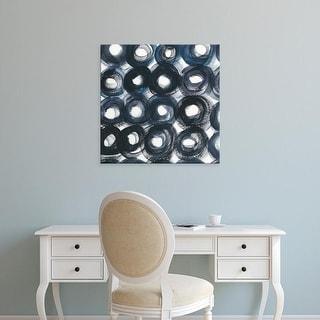 Easy Art Prints Chariklia Zarris's 'Stylus II' Premium Canvas Art