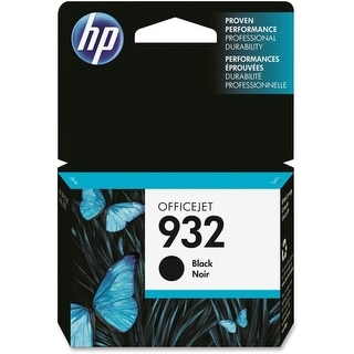 Hewlett Packard CN057AN#140 HP 932 Ink Cartridge - Black - Inkjet