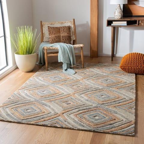 Safavieh Handmade Kilim Vafa Wool Rug