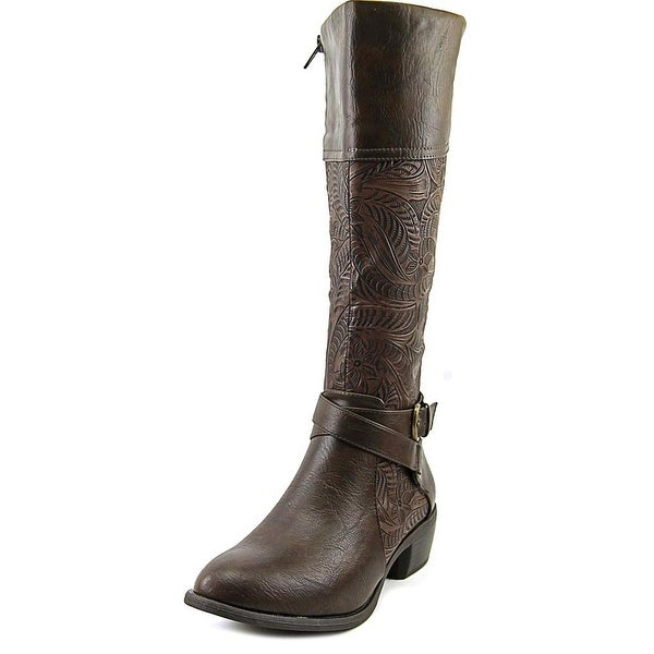 Judith Nola Women Brown Boots