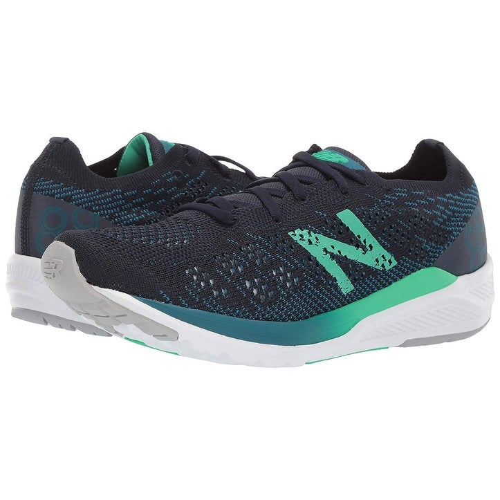 9 B US New Balance Women/'s 890v7 Running Shoe M Neptune//Eclipse//Emerald