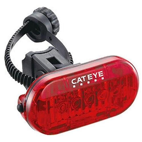 CatEye Omni 5 Cycling Rear Safety Light - TL-LD155-R